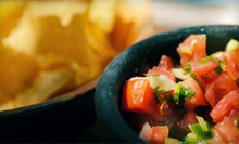 Mexican Cuisine for Lunch or Dinner at Salt and Pepper (45% Off)