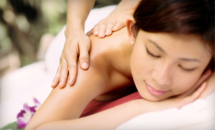 60- or 90-Minute Signature Massage, or 90-Minute Hot-Stone Massage from Laura Tyner LMT (Up to 57% Off)