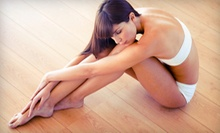 Six Laser Hair-Removal Treatments on a Small, Medium, or Large Area at Bluebonnet Laser Aesthetics (Up to 81% Off)