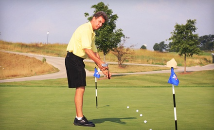 Putting Clinic, Three Full-Swing Clinics, or Nine-Hole Playing Lesson from Ben Mutz Golf (Up to 72% Off)