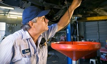 $59 for 2-Year Package with 8 Oil Changes at America's Best Car Care Plan ($279.95 Value). 3 Locations Available.