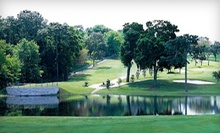 18-Hole Round of Golf for Two or Four with Cart and Range Balls at Sweetwater Golf & Country Club (Up to 58% Off)