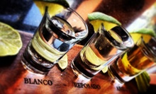 Tequila Flights and Appetizers for Two or Four at Changarro Cocina (Up to 66% Off)