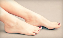 One or Three Paraffin Wax Pedicures at Coral Ridge Podiatry (Up to 63% Off)