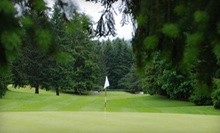 18-Hole Round of Golf with Carts, Beers, and Snacks for Two or Four at Meadowmeer Golf & Country Club (Up to 56% Off)