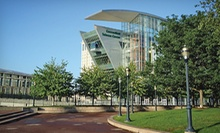 $38 for General Admission for Four to the Connecticut Science Center (Up to $76 Value)