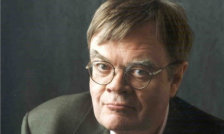 Garrison Keillor at Sands Bethlehem Event Center on November 11 at 7 p.m. (Up to 50% Off)