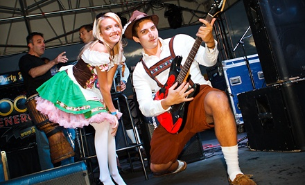 Xtoberfest 2014 for One or Two at Xfinity Live – Philadelphia on Saturday, September 27 (Up to 48% Off)