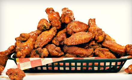$29 for Wings, Blackened Fries, and Beer or Sangria for Up to Six at Conga's Bar & Lounge in Bayside ($70 Value)