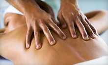 60- or 90-Minute Lomilomi, Swedish, or Sports Massage at Indigo Rose Massage and Body Work (Up to 62% Off)