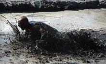 "$49 for One Entry to the ""18 Holes of Hell"" Mud Run Hosted by The Hog Wild Mud Run ($100 Value)"