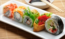 $10 for $20 Worth of Sushi at Wild Sushi