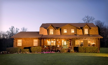 groupon daily deal - 2-Night Stay for Two in a Standard Room at Harmony Hill Bed and Breakfast in Arrington, VA. Combine Up to 4 Nights.