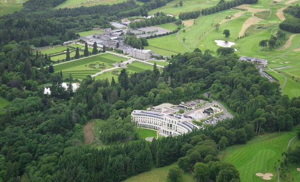 TripAlertz wants you to check out ✈ Ireland Vacation with Airfare and Rental Car from Great Value Vacations. Price/Person Based on Double Occupancy. ✈ Stay at 5-Star Luxury Estate in Ireland with Airfare  - Powerscourt Estate Ireland Stay