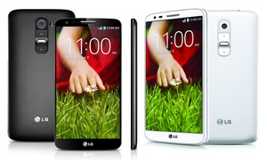 Lg G2 32gb 4g Lte Smartphone With Android Jelly Bean For Verizon And Page Plus (gsm Unlocked) (refurbished)