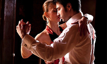 5 or 10 Latin-Dance Group Lessons at 1st Dance Studio (Up to 55% Off)