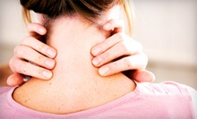 Four-Visit Chiropractic Package with Optional Spinal-Decompression Treatments at Team Chiropractic (Up to 94% Off)