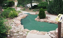 Unlimited Rounds of Miniature Golf for Two or Five at Academy Miniature Golf (Up to Half Off)