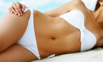 One or Three Brazilian Waxes at Absolute Skin Salon & Spa (Up to 53% Off)