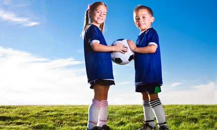 $70 for an Eight-Week Fall Soccer Program for Kids from Kiddie Soccer ($130 Value)