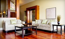 $299 for Hardwood-Floor Buffing and Recoating for Up to 500 Square Feet from Old 2 Gold (Up to $750 Value)