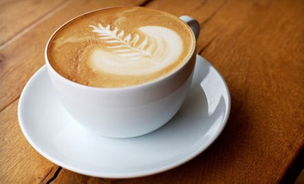 Five Coffee Beverages or 1 Pound of Coffee at Oceana Coffee (Up to 68% Off)