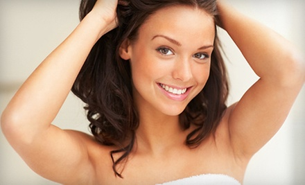 Six Laser Hair-Removal Treatments on a Small, Medium, Large, or Extra-Large Area at Viva Medi Spa (Up to 81% Off)