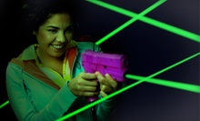 Rental Skates and Two Laser-Tag Games for Two, Four, or Six or a Party for 10 at Great Skates Fun Center (Up to 63% Off)