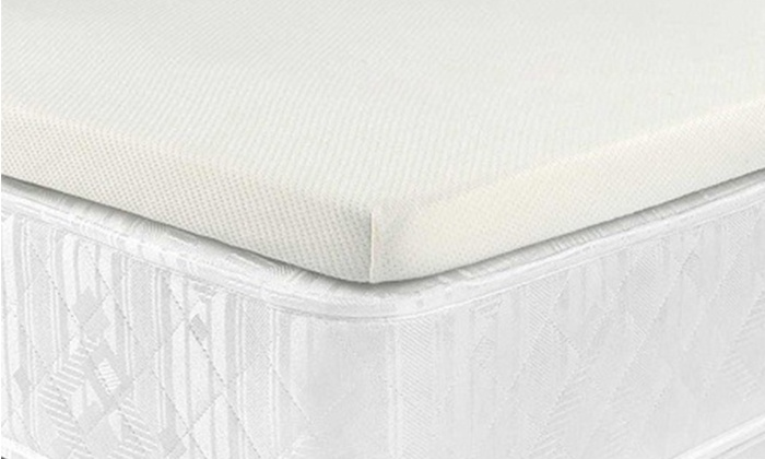 Cielo Lifestyle: Viscopedic Memory Foam Overlays from R1 299 Including Delivery (Up To 67% Off)