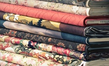 Fabric and Trimmings at Paron Fabrics (Up to 60% Off). Two Options Available.
