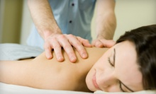One or Three 60-Minute Massages at DiMola Family Chiropractic in Woodstock (Up to 52% Off)