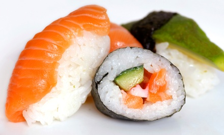 $23 for $40 Worth of Sushi and Asian Cuisine at K Fusion