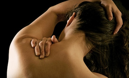 Chiropractic Evaluation and X-ray with One, Three, or Six Massages at Naperville Rehab Clinic (Up to 88% Off)