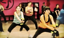 One Month of Weekday-Morning Zumba Classes or 10 or 20 Classes at Zumba Latin Fitness Ztudio (Up to 58% Off)