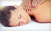 One or Three Massages or an Anticellulite-Massage Package at Therapeutic Healing Massage Center (Up to 67% Off)