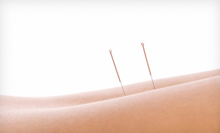 One-, Two-, or Three-Visit Acupuncture Package at Integrative Hospital Associates (Up to 84% Off)