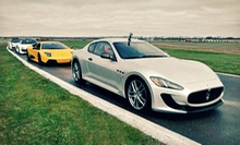 Drive in a Sports Car Around Pocono Raceway from Signature Car Collection (Up to 60% Off). Eight Options Available.