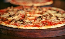 Pizza and Drinks at Coal (Half Off). Two Options Available.