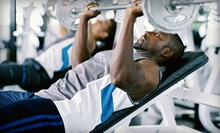 One- or Three-Month Gym Membership with One Personal-Training Session at Fitness 1440 (Up to 59% Off)