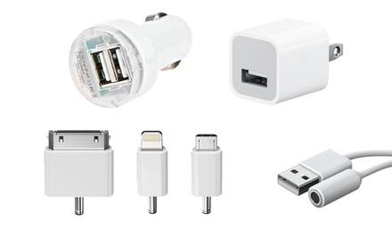 MOTA All in One Charging Kit for Mobile Devices