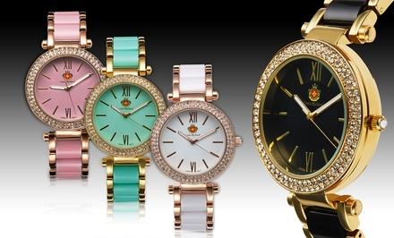 Louis Richard Eden Women's Watch