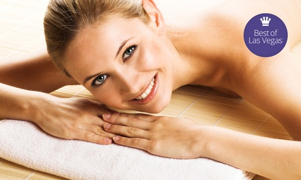 One or Two 55- or 80-Minute Massages at Elements Therapeutic Massage (Up to 50% Off)