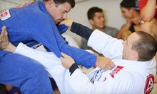 One or Three Months of Unlimited Brazilian Jiu-Jitsu Classes at Gracie Barra Kamloops (Up to 76% Off)