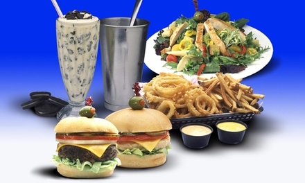 $14 for Two Groupons, Each Good for $14 Worth of Burgers, Milkshakes, and Classic American Food at Cheeburger Cheeburger