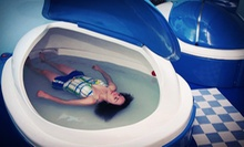 One or Three Float Sessions in a Floatation Therapy Tank at Float Houston (Up to 52% Off)