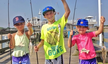 $9 for Fishing-Pier Admission for Two from Ocean View Fishing Pier (Up to $16 Value)