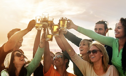 Two General Admission or VIP Tickets to Harbor Island International Beer Fest on October 11 (Up to 51% Off)