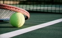 Group Classes, Private Lessons, and Racquet Restringing at Three Oaks Tennis Center (Up to 58% Off)