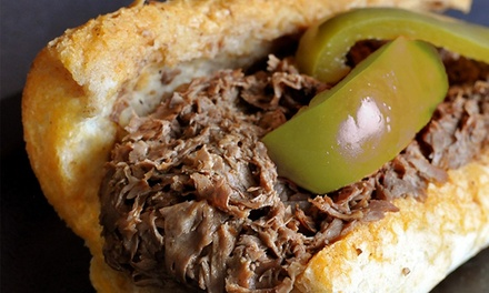 Italian-Beef Sandwiches, Sausages, Fries, and More at Al's Italian Beef (Up to 30% Off)