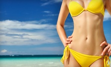 One or Three Brazilian Waxes at Tan It All (Up to 59% Off)